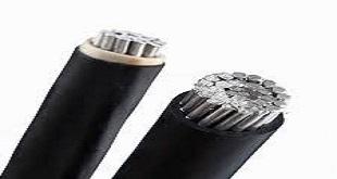 کابل 300 آلومینیومی استاندارد تک رشته